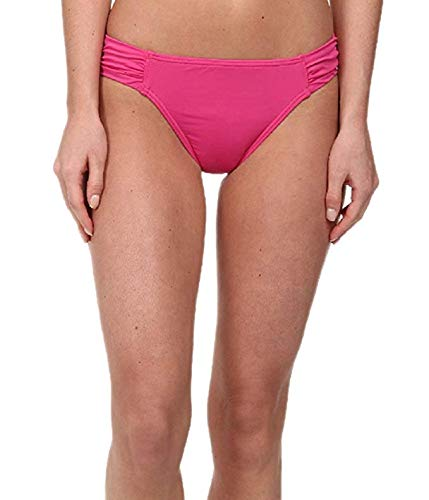 Tommy Bahama Women's Pearl Solids Side Shirred Hipster Bottoms - Tommy Bahama Womens Bikini