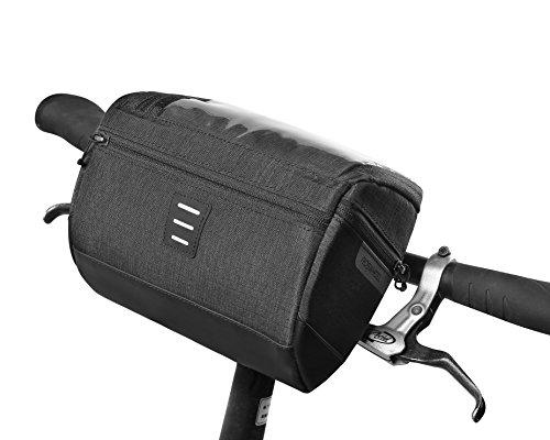 VertAst 2017 nueva bolsa de manillar de bicicleta de diseño grande de  almacenamiento cesta para MTB 0d01fcea50a