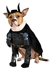 Costume Co 32980 Batman Dark Knight Batman Pet Costume Taille Medium Rubie