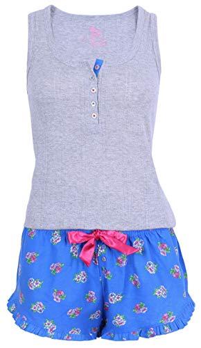 95ff1252f Primark - Pijama - Floral - para mujer multicolor multicolor