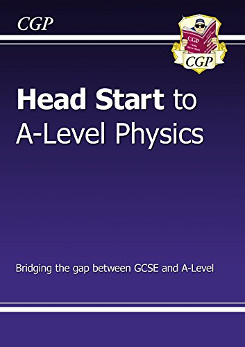 New Head Start to A-level Physics (CGP A-Level Physics) by [CGP Books]