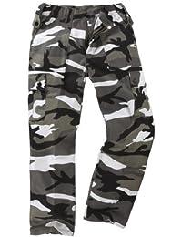 Unknown - Pantalon -  Homme Multicolore Urban Camouflage -  Multicolore - Urban Camouflage - X-large
