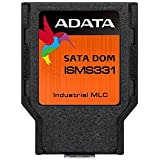 ADATA ISMS331 Industrial Grade 7 Pin SATA DOM 32 GB MLC (Horizontal) Solid State Drive SSD With Housing (ISMS331 032GMH)
