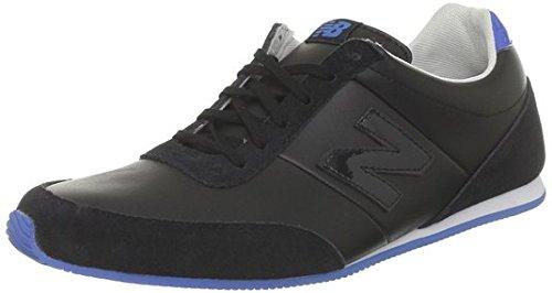 New Balance - S410, Basse Unisex - Adulto nero / blu