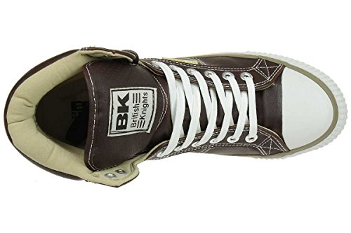 British Knights ATOLL, Sneaker uomo braun