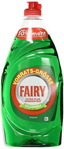 Fairy Ultra Plus Konzentrat Original Spülmittel, 800 ml -