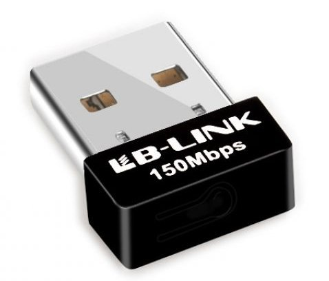 LB-Link BL-WN151 150Mbps Wireless USB Adapter -WiFi with WPS Soft AP Hotspot