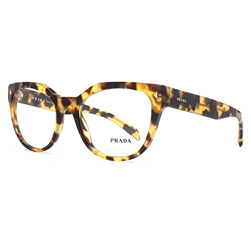 Prada Brillen Für Frau 21S 7S0-1O1, Avenue Tortoise Kunststoffgestell, 53mm
