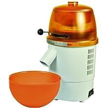 Hawos Novum in Orange/Weiss Getreidemühle 360 Watt Mahlleistung 125 g/min