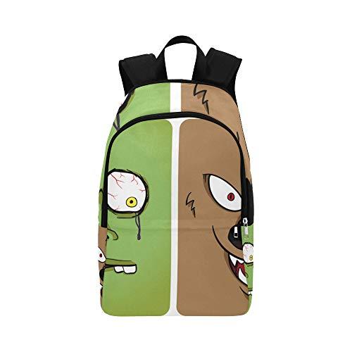 sual Daypack Reisetasche College School Rucksack für Herren und Frauen ()
