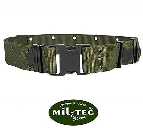 Ceinture / Ceinturon Militaire Us Army Lc2 Olive Reglable Taille L 13310001 Airsoft