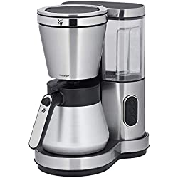 WMF 0412310011 Lono Cafetière en acier inoxydable Cromargan mat