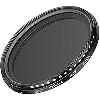 Neewer 52MM Gr/üner Linsenfilter f/ür Nikon D3300 D3200 D3100 D500 D50000 D500 D5000 D5000 D7000 D7100 DSLR Kamera aus HD Optikglas und Aluminium