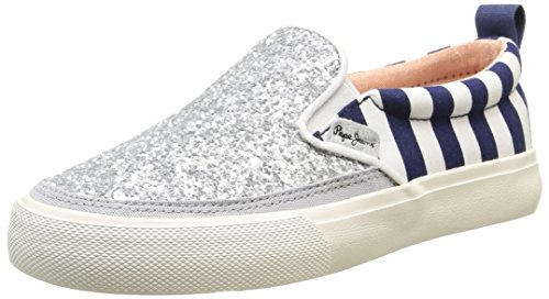 Pepe Jeans Traveler Mix, Baskets Basses Fille