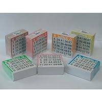 Speelgoed 360601-500 x Bingo Cards