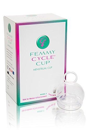 FemmyCycle Menstrual Cup/ Copa Menstrual TEEN pequena