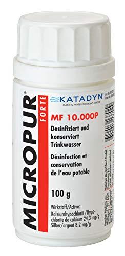 Micropur Forte MF 10'000P - Pulver, Größe:100g -