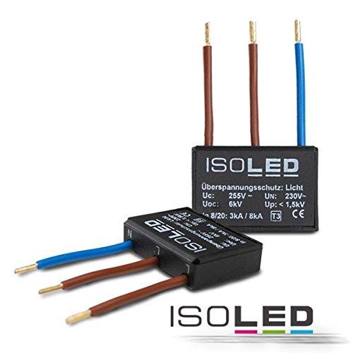 ISOLED - 111349 Überspannungsschutz, Feinschutz für LED Technik