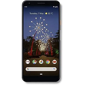 Google Pixel 3 XL (Just Black, 4GB RAM, 64GB Storage