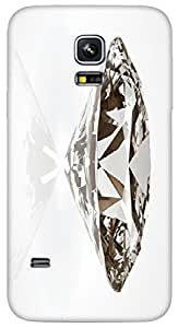 Timpax protective Armor Hard Bumper Back Case Cover. Multicolor printed on 3 Dimensional case with latest & finest graphic design art. Compatible with only Samsung Galaxy S5 mini. Design No :TDZ-20711