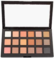 Swiss Beauty HD Textured 18 Color Eyeshadow Palatte, Eye MakeUp, Multicolor-01, 20g
