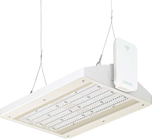 Philips Leuchte PLS LED-Flächenleuchte ws BY471X #32175100 170S/840HROPCACWIP65 GentleSpace GreenWarehouse Hallen-Reflektorleuchte 8718696321751