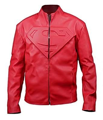 F&H Kid's Superman Jacket XXS Red