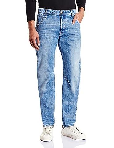 G-Star Herren Arc 3D Jeans, Blau (Medium Aged), 34/34