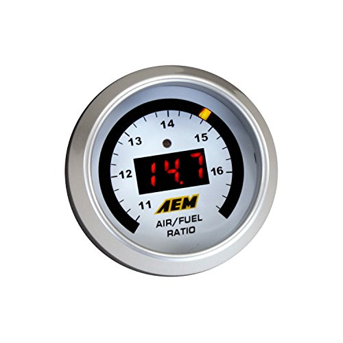 AEM 30 – 4110 Wideband O2 Aire/Combustible uego, Negro