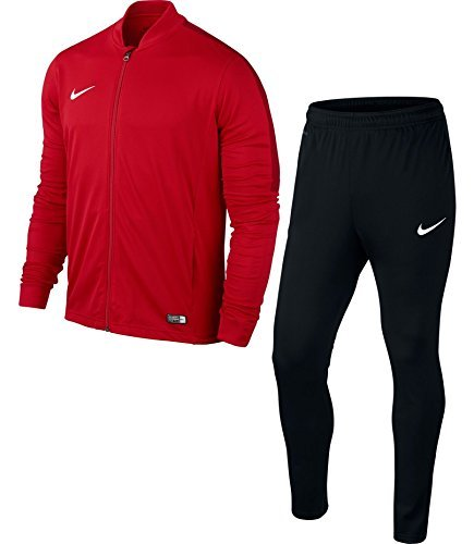 Nike Herren Academy 16 Knit Tracksuit Jacke, 808757 Rot (University Red/Black/Gym Red/White), XL