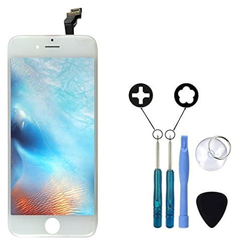 Kit de Réparation iPhone 6 Blanc (4,7