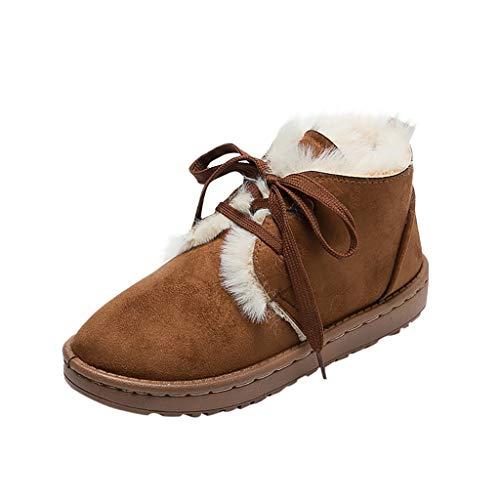 Scarpe da Trekking Donna Uomo Stivali da Escursionismo Stivali Invernali da Neve Outdoor Sneakers rovesciato Inverno Stivali Scarpe Trekking Donna Invernali Scarpe Stivaletti Scarponi