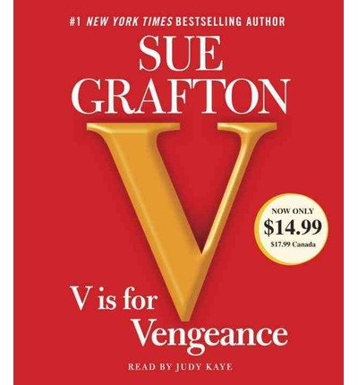 Sue Cd Hörbücher Grafton ([(V Is for Vengeance)] [Author: Sue Grafton] published on (January, 2013))