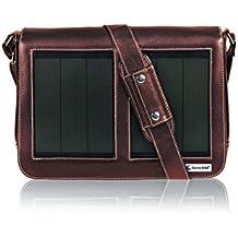 SunnyBAG Business Executive Solar Tasche mit integriertem Solarladegerät