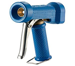 Heavy Duty Jaymac Water Jet Wash Down Gun 'Dinga' Style Used Commonly In The Work Place Like Food Processing And Dairy Industries To Clean Work Areas And Flooring
