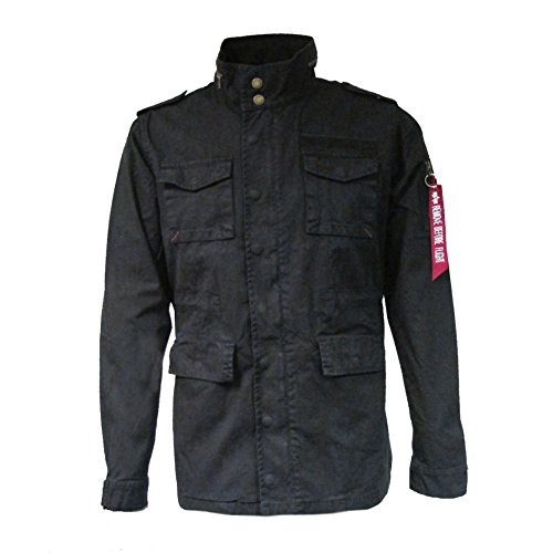 Preisvergleich Produktbild Alpha Industries Huntington Jacke schwarz | XXL