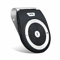 Lo Speaker Bluetooth Mirato alla convenienza e alla libertà della comunicazione wireless e con la funzionalità del doppio adattatore di ricarica, questo dispositivo può essere utilizzato senza mani. Utile sia in macchina che ad una conferenza...