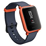 Xiaomi Unisex Adult Youth Huami Amazfit Bip Lite Smart Watch international Version, rot, 7 x 7 x 7 cm