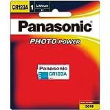 Panasonic CR-123AW/1BE Photo Lithium Battery