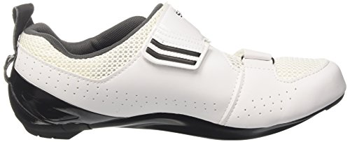Shimano Men's Shtr5oc420sw00 Road Cycling Shoes, Off White (White), 45 Eu