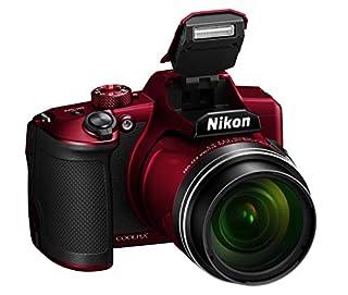 Nikon Coolpix B600 - Cámara de 16 megapíxeles, Zoom 60X, Full HD, Sensor CMOS en Condiciones de Poca luz, Bluetooth, Wi-Fi, Color Rojo (B07NQ789XW) | Amazon Products
