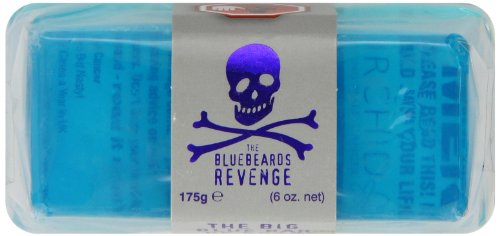 the-bluebeards-revenge-big-blue-bar-of-soap-for-blokes-glycerin-soap