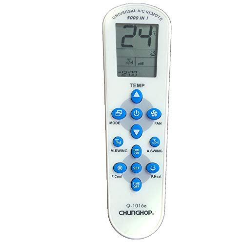 CHUNGHOP Mando Aire Acondicionado Universal - 5000
