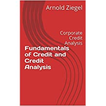 Fundamentals of Credit and Credit Analysis: Corporate Credit Analysis (English Edition)