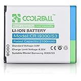 Coolreall Batería para Samsung Galaxy S3 I9300
