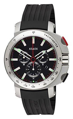 xemex Swiss Watch Orologio da polso uomo Concept One Cronografo ref....