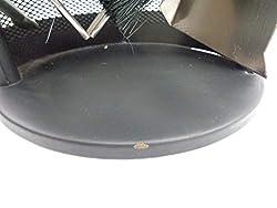 Lienbacher Kaminbesteck 844 - schwarz beschichtet mit Griffen aus Edelstahl B/H/T = 23/66/15 cm