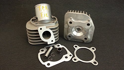 Horizontale Luft (Gruppe Thermo Top Performance TPR 70 cc Luft Minarelli Yamaha Horizontal in Alu)