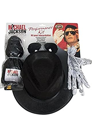 Costumes For All Occasions Ru5340 Michael Jackson Kit