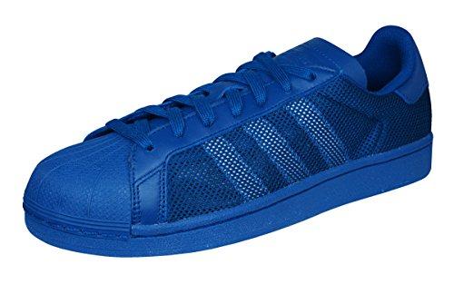 Ticink/Ticink/Ticink 41 1/3 EU Adidas Superstar uomo sintetico sneaker wv7